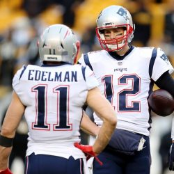 ICYMI: Clay Harbor Shares Observations Of Tom Brady And Julian Edelman At Work