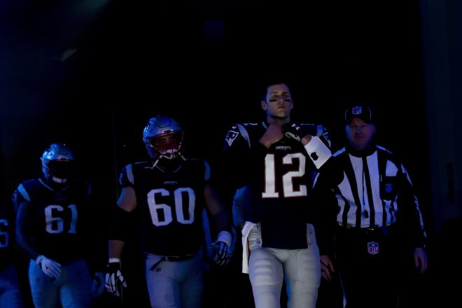 It's 'All Systems Go' For the Patriots With The Postseason Up Next