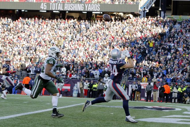 Patriots Fourth And Two Podcast: The NFL Playoffs For The Patriots This Season