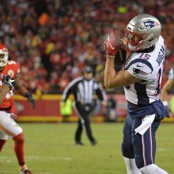 ICYMI: Chris Hogan Retires From NFL, Julian Edelman Reacts Over Twitter