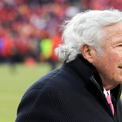 VIDEO: Robert Kraft To Auction Off Super Bowl LI Ring For Charity