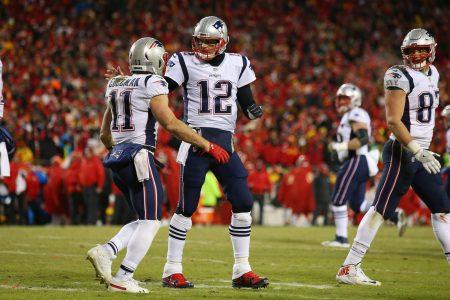 MUST SEE VIDEO: Julian Edelman Celebrates Tom Brady's Birthday