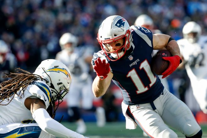 PHOTOS: Julian Edelman Shares Labor Day Appreciation Post For His Father