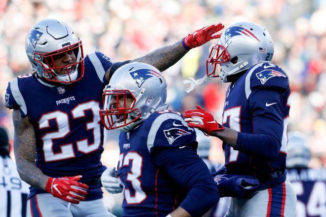 WATCH: Sights And Sounds, An Inside Look at the Patriots Divisional Round win over Chargers