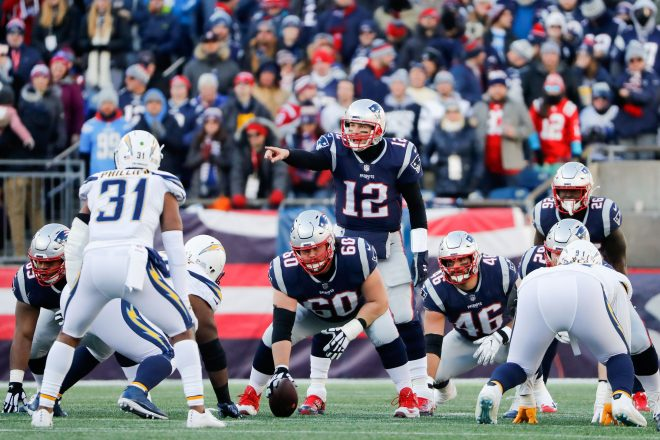 VIDEO: Chargers vs. Patriots Mic'd Up