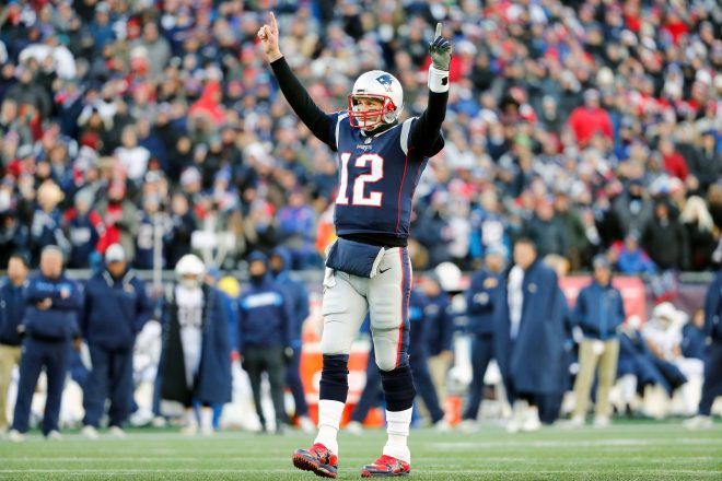 Patriots Fourth And Two Podcast: Patriots Beatdown Of The Chargers And AFC Championship Game Preview