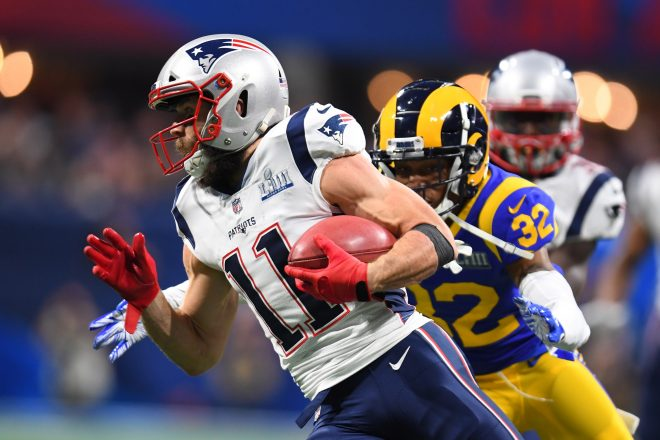 """VIDEO: Check Out Julian Edelman's """"Cheers"""" Spoof As New Season Begins"""