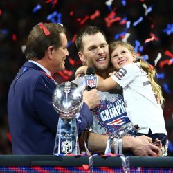 Best Of Social Media: The Patriots Honor Their Dads On Fathers Day