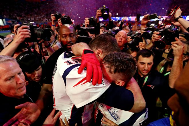 Best Of Social Media: The Patriots Super Bowl Ring Party
