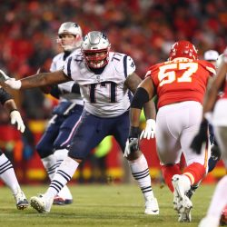 VIDEO: Trent Brown Says Goodbye To Patriots
