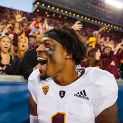 N'Keal Harry Shows Off Patriots Colors In Twitter Photo