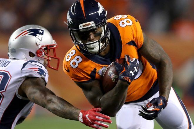 What Can the Patriots Realistically Expect From Demaryius Thomas?