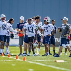 Patriots Training Camp Observations 8-12, Defense Impressive Again