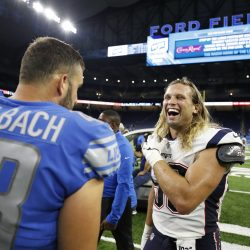 """What They're Saying: Patriots' Winovich """"Looks Like the Team's Best Rookie"""""""