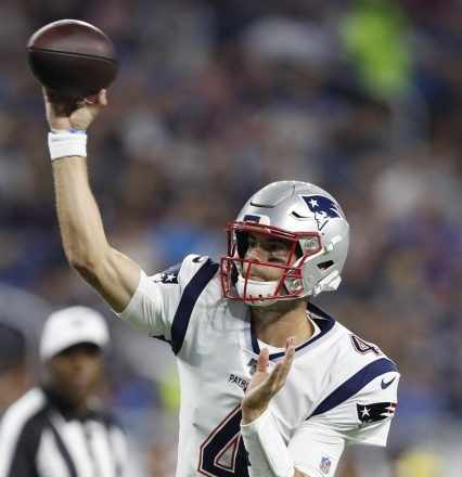 Patriots Young Guns Lead Team to 22-17 Victory Over the Titans