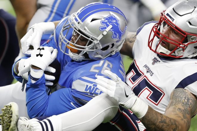 Postcards From the Edge – Patriots Front Seven Primed For 2019