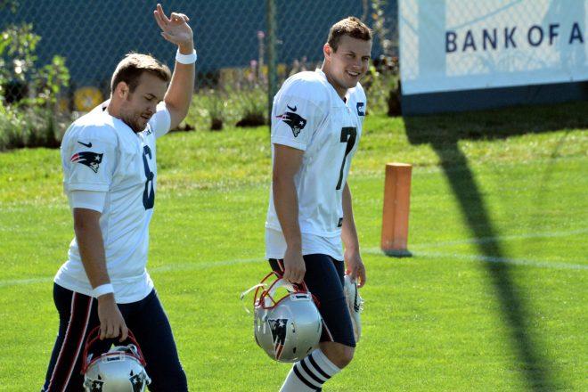 Patriots Release Ryan Allen, Jake Bailey Wins Punting Job