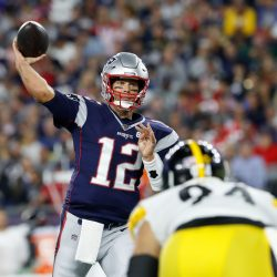 Patriots Drop Banner #6, Throttle Steelers 33-3, Observations