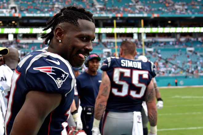 Brown Only Has Himself to Blame for his Ruined Patriots Opportunity