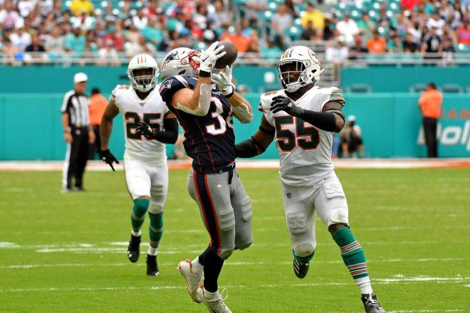 Patriots-Dolphins Week 1, Key Matchups, Who Has the Razor's Edge?
