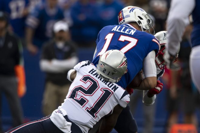 Patriots Fourth And Two Overtime: Patriots Find A Way To Beat The Bills