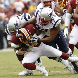Patriots Fourth And Two Podcast: The Patriots Beat The Redskins And Look To Do The Same Against The Giants