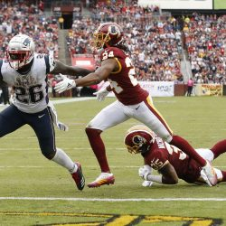 Patriots Week 5 Report Card, 33-7  Win Over the Redskins