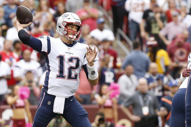 Best Of Social Media: Week 5 Patriots vs Redskins