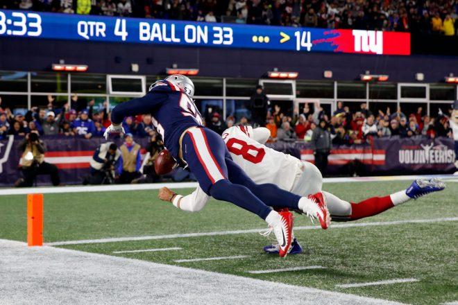 Best Of Social Media: Week 6 Giants vs Patriots
