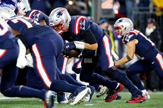 Patriots Week 6 Report Card, 35-14 Win Over the Giants