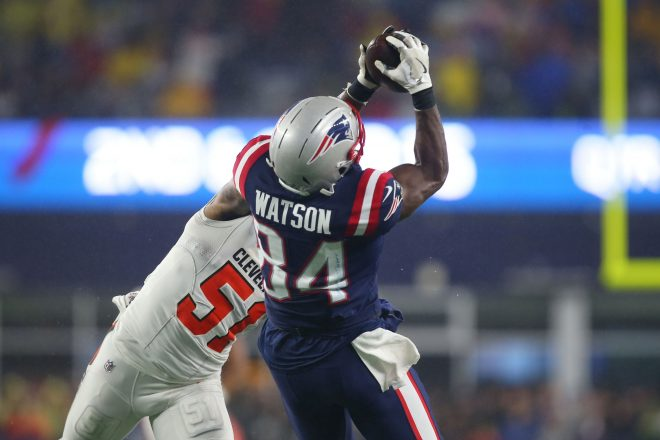 PHOTOS: Benjamin Watson Hints At Second Retirement From The NFL