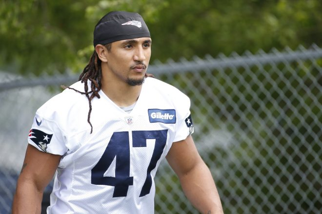 VIDEO: Check Out Jakob Johnson's Journey To The NFL