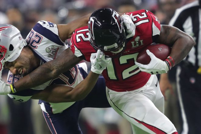 How Will Mohamed Sanu Fit in the Patriots Offense?