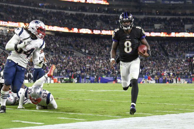 Patriots-Ravens Week 10 Key Matchups, Who Has the Razor's Edge?
