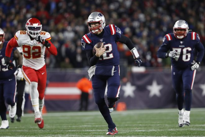 Patriots Fourth And Two: Tom Brady Leaves The Patriots
