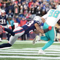 Dolphins Slam the Door on a Patriots Bye and Any Possible SB