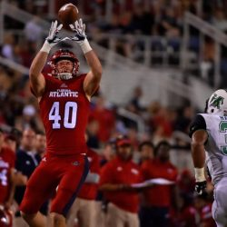 Harrison Bryant, Potential Patriots Tight End Draft Prospect
