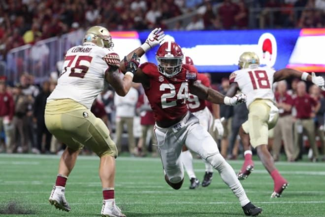Looking for Linebacking Help, Terrell Lewis Checks All the Boxes