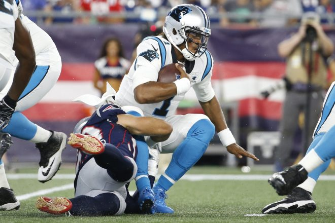 Patriots Sign QB Cam Newton, Setting the Stage For an Interesting Camp