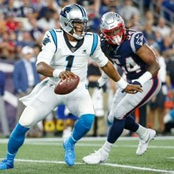ICYMI: Patriots Officially Assign Cam Newton's Jersey Number