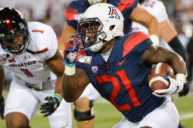 In a Crowded Patriots Backfield, Keep Your Eyes on Taylor