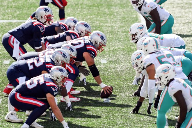 Patriots Will Open 2021 At Home Against the Dolphins
