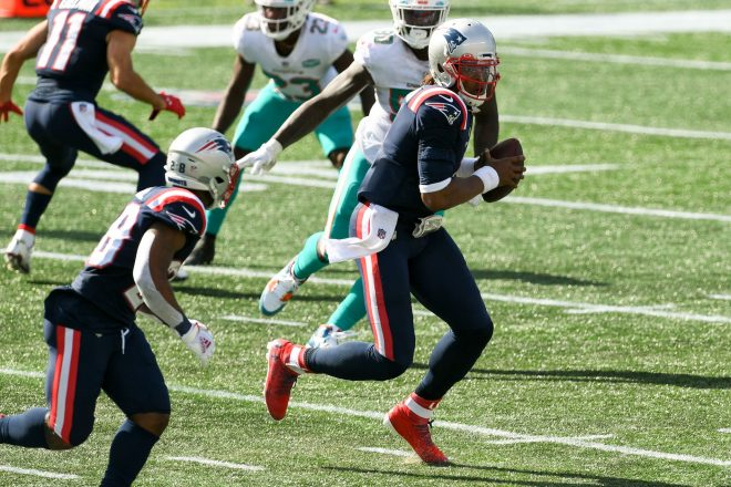 Patriots Week 1 Report Card, Cam Newton Era Starts Off Strong