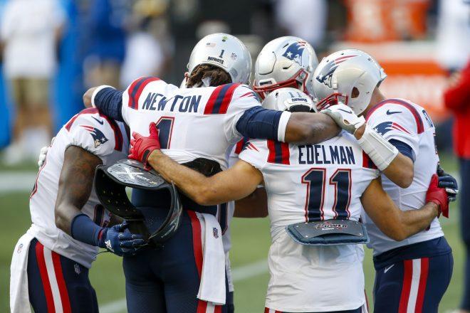 Patriots Fall Short In Fantastic Finish