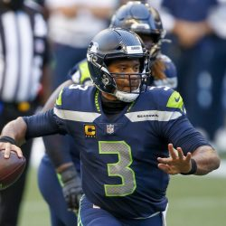 NFL RUMORS: A 'Third of the League' Has Reached Out to Seahawks About QB Wilson