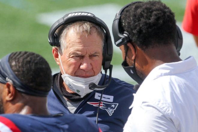 For Bill Belichick, Sequence Late in the Game Was One of the Key Parts of the Win