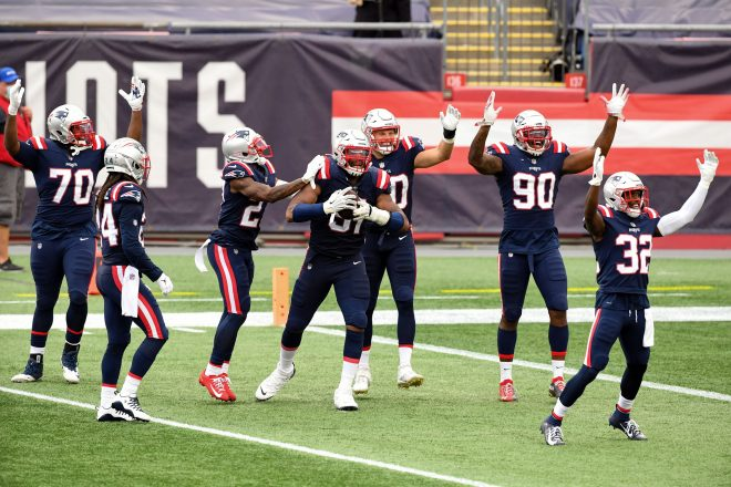 Patriots Week 3 Report Card For Big 36-20 Win Over the Raiders