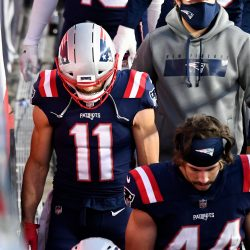 REPORT: Julian Edelman Lands On Patriots COVID-19 Reserve List