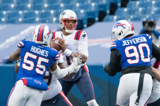 Patriots Week 8 Report Card In Late Loss to the Bills