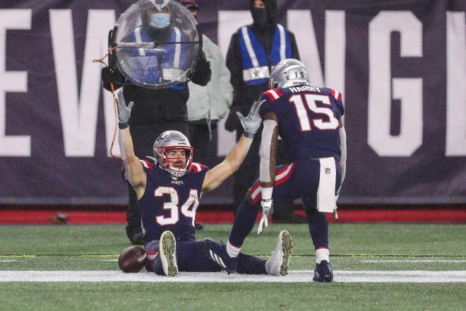 Patriots Week 10 Report Card In Big Win Over Baltimore